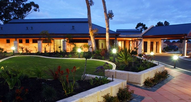 mandurah retirement village