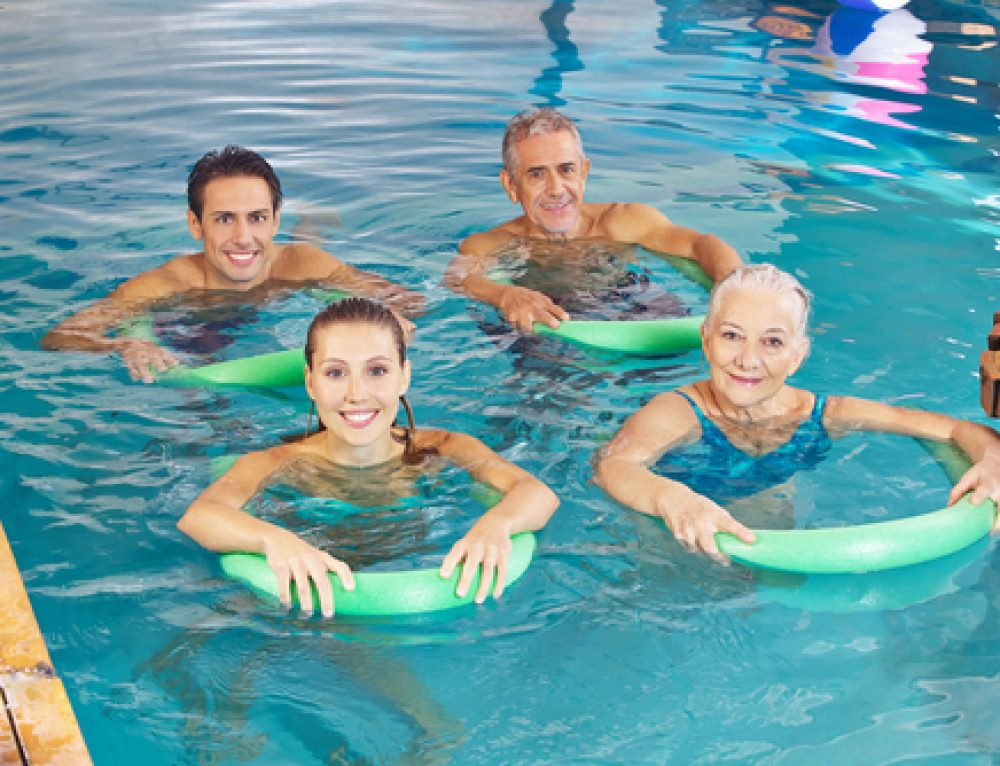Weekly Hydrotherapy Classes