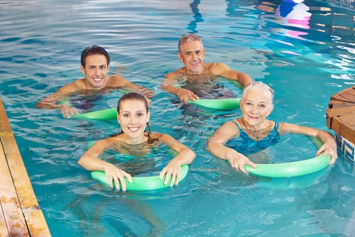 Hydrotherapy classes