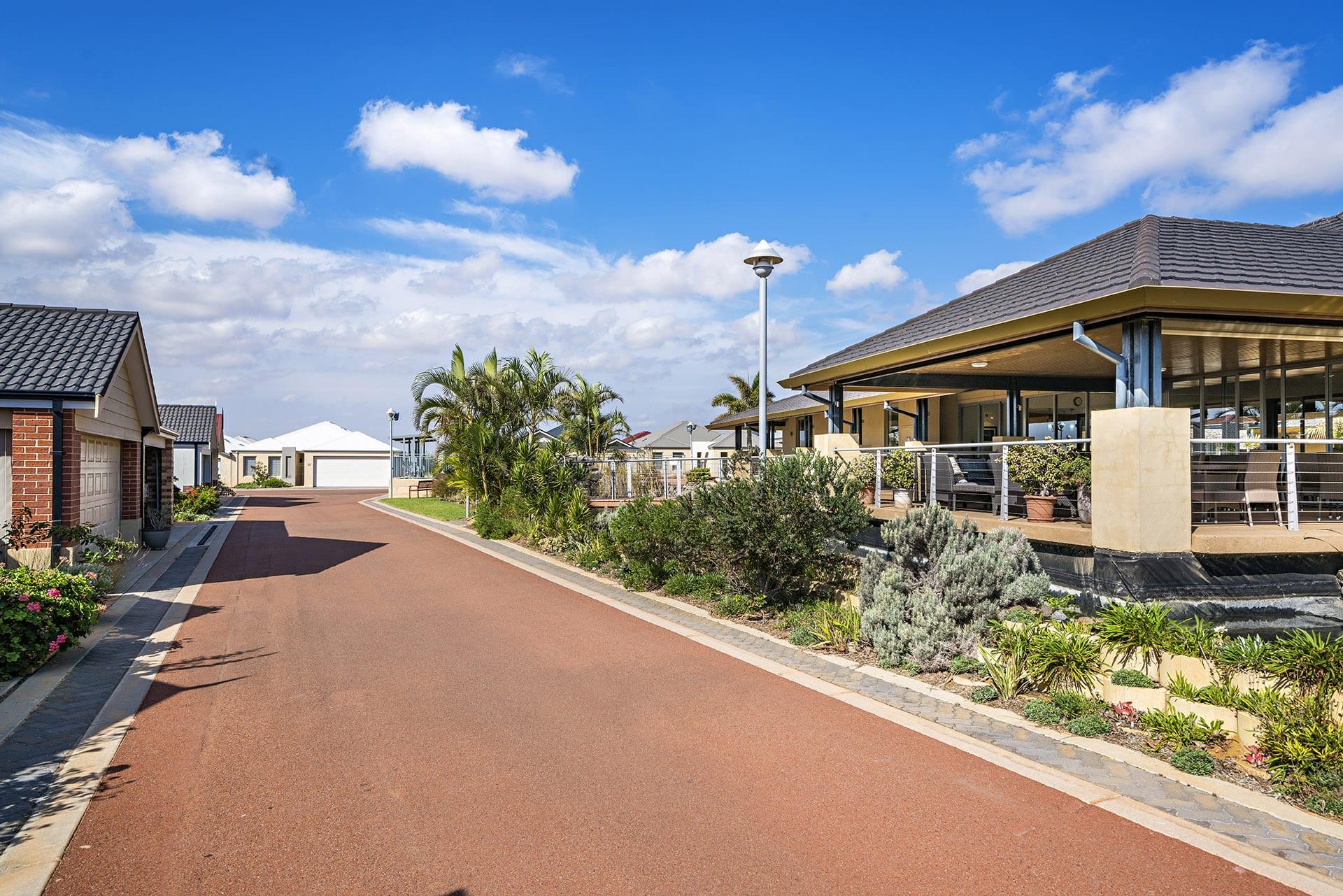 Geraldton streetscape