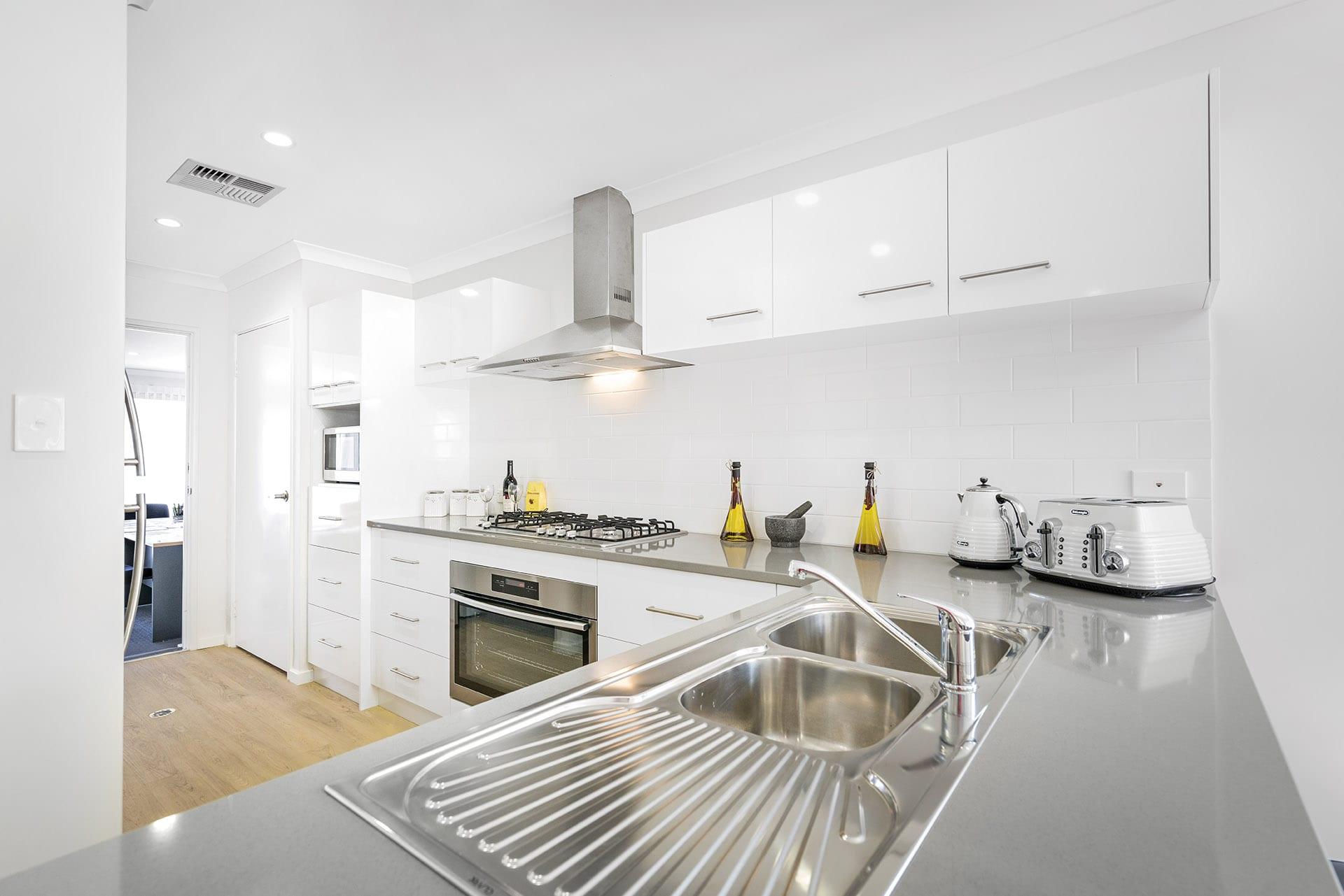Arcadia Geraldton house kitchen