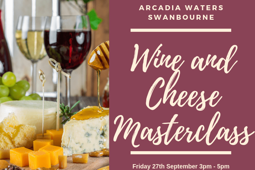 Wine and Cheese Masterclass