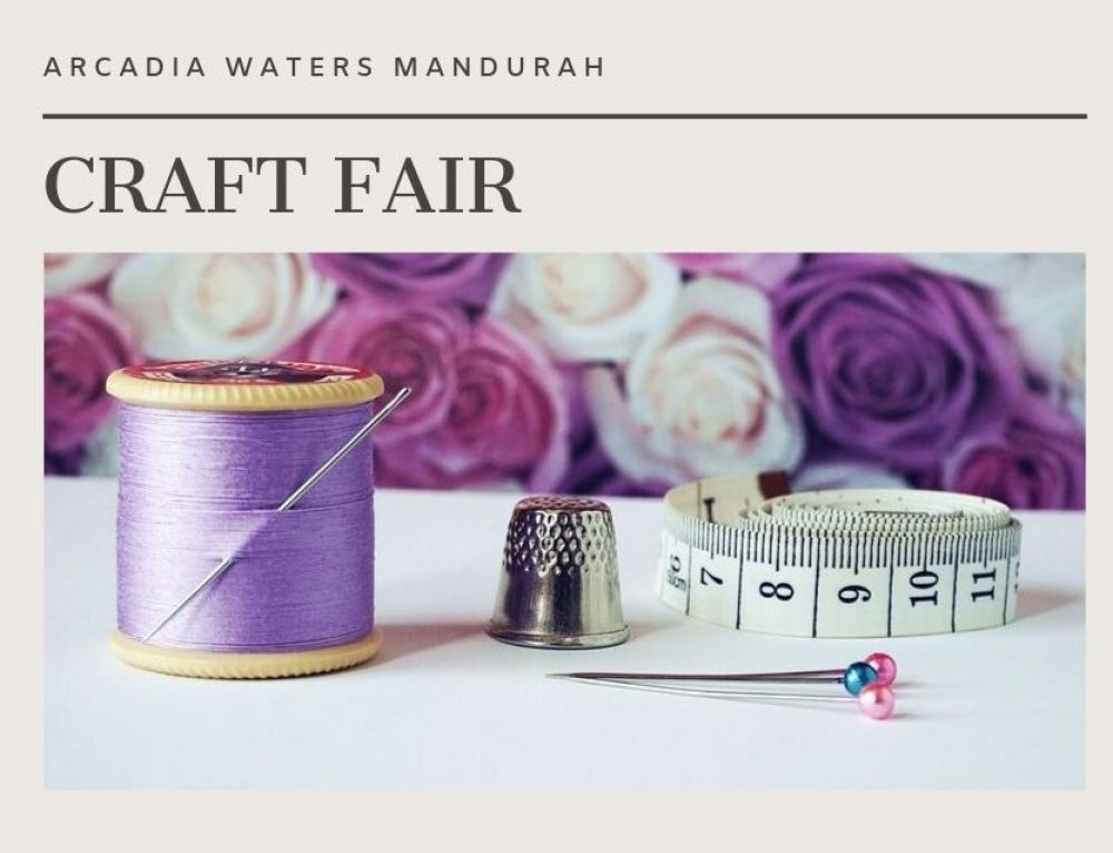Mandurah Craft Fair