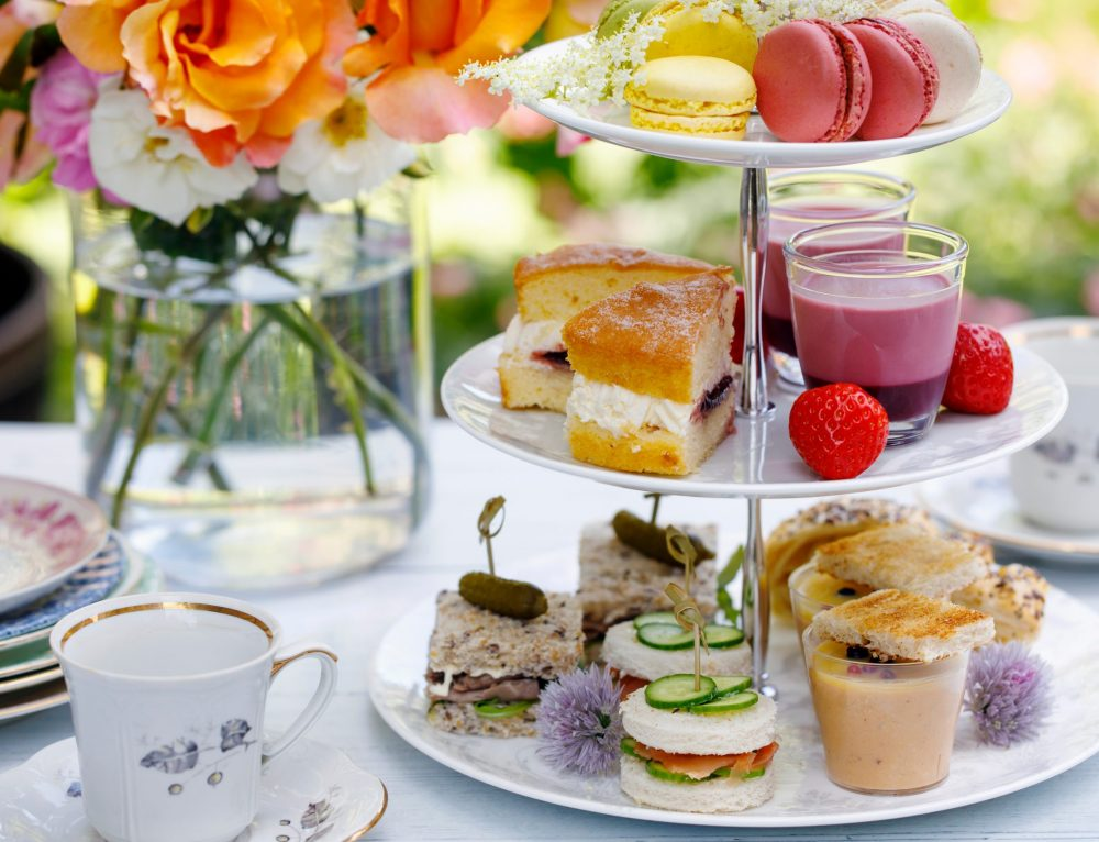 The Beaumont High Tea in the Gardens